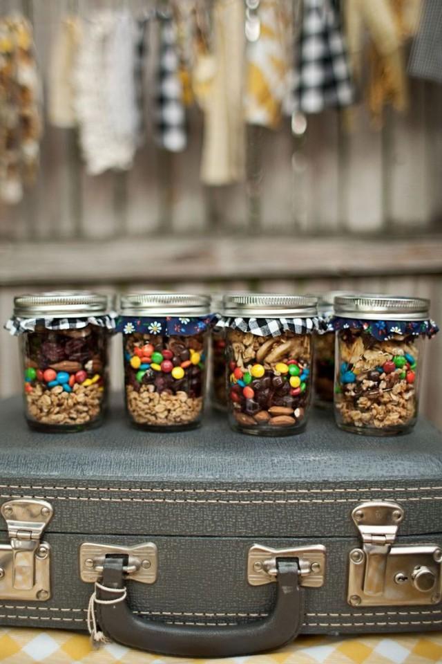 Mason Jar Cookie Mix In Einem Glas 2065657 Weddbook