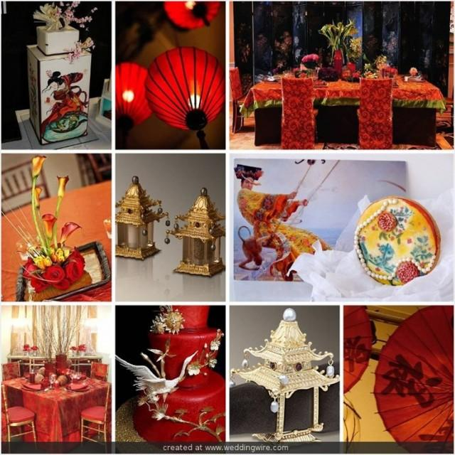 Home Decorating Ideas With An Asian Theme: Asian Themed Decor Accents #2067673