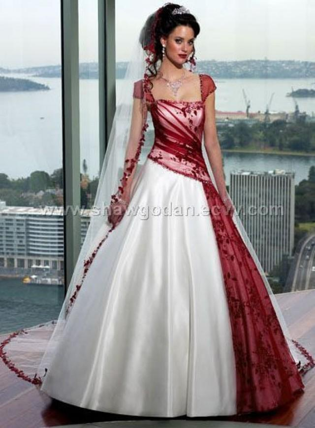 Dress - Colourful Wedding Dresses #2069361 - Weddbook
