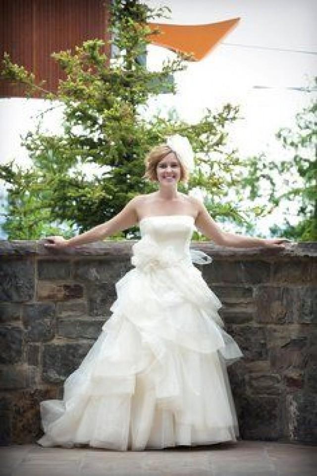 Vera Wang - Vera Wang Erin Wedding Dress $2,550 #2070192 - Weddbook