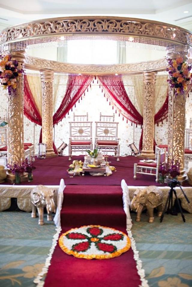 Oriental Wedding Bengalichinese Wedding Ideas 2072498 Weddbook
