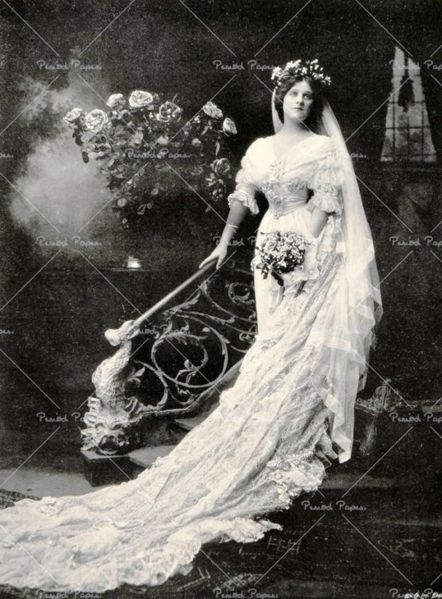 Victorian Edwardian Wedding Days Gone By 2074727