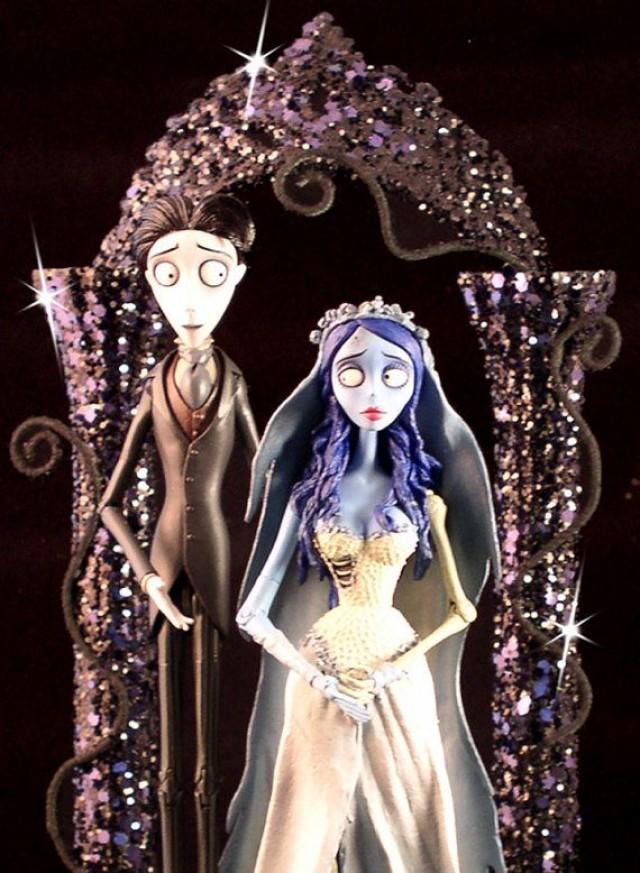 Zombies/Corpse Bride Wedding Theme Inspiration #2086481 - Weddbook
