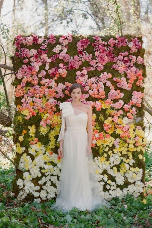 Garden Wedding Wedding Garden Theme 2093350 Weddbook