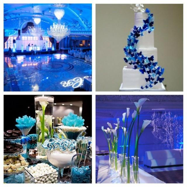 Blue Wedding Blue Wedding 2096828 Weddbook
