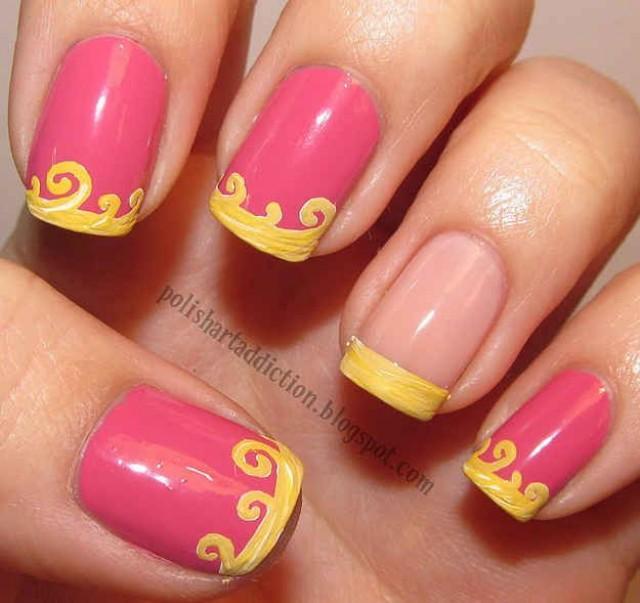 Sleeping Beauty Nail Art: Ongles #2098241
