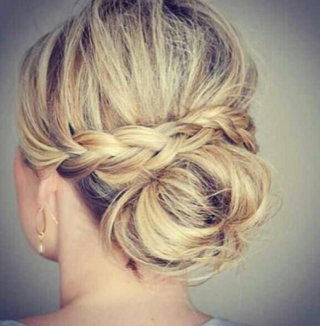 Hair Wedding Hairstyle 2110256 Weddbook