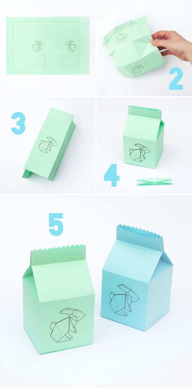 Коробочка из бумаги своими руками схемы простые фото без клея 52