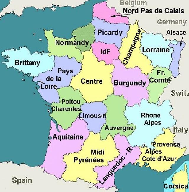 Districts Of France Map.France Paris Wedding Mariage Francais 2120656 Weddbook