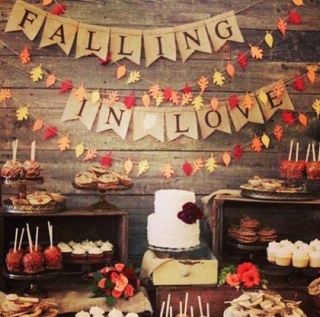 Fall Barn Wedding Ideas: FALL RUSTIC Wedding Ideas #2121950