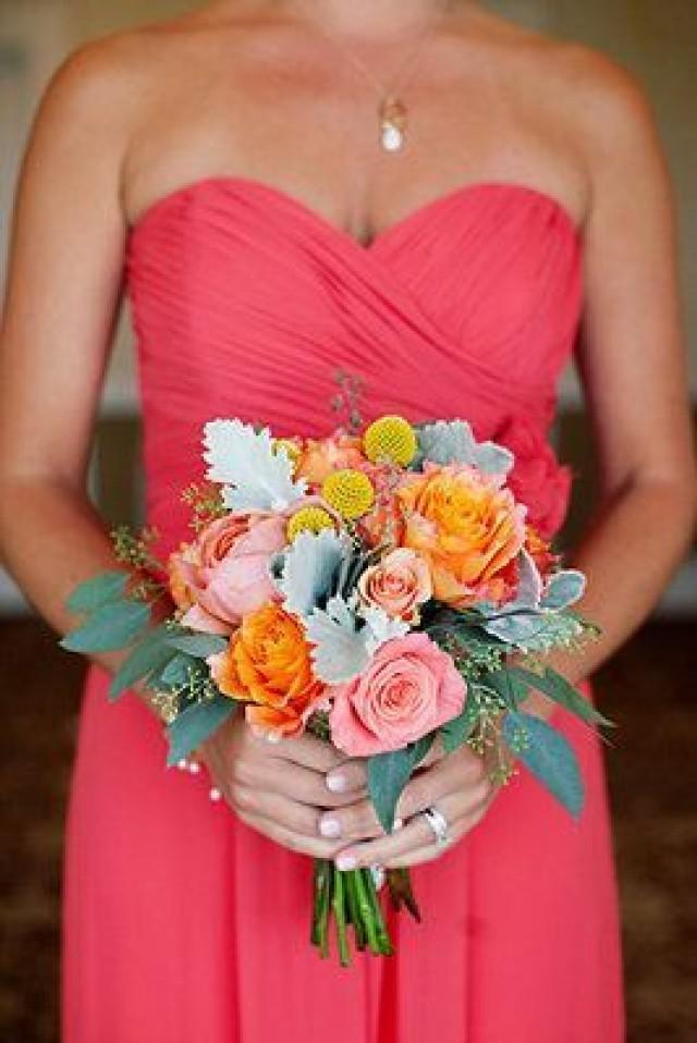 Coral Wedding Coral Weddings 2124413 Weddbook