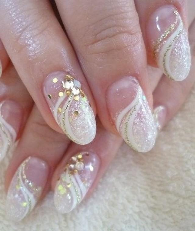 Wedding Nail Designs Wedding Nail Art 2127129 Weddbook