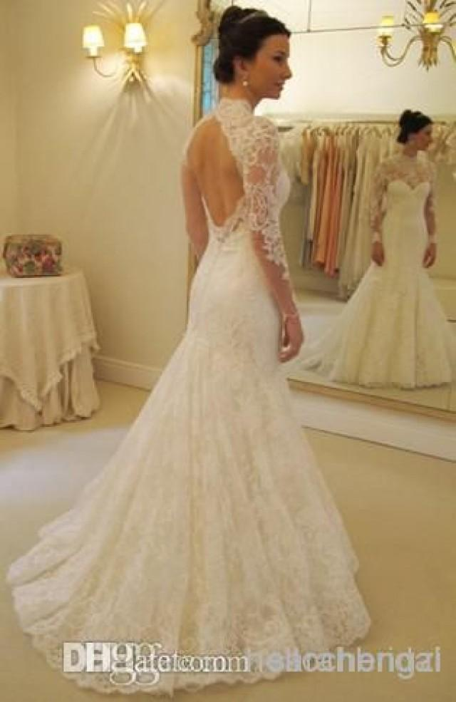 Backless Dresses - Backless Wedding Gowns #2137346 - Weddbook