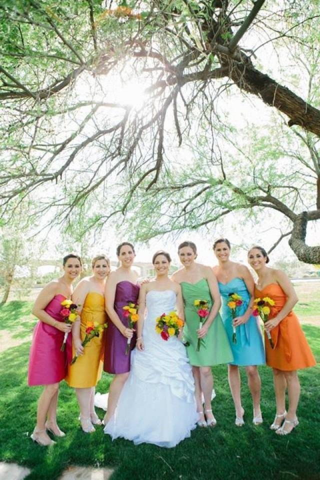 Mariage Arc En Ciel Mariage Rainbow 2137380 Weddbook