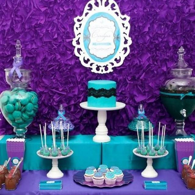 Pretty Purple Party Ideas