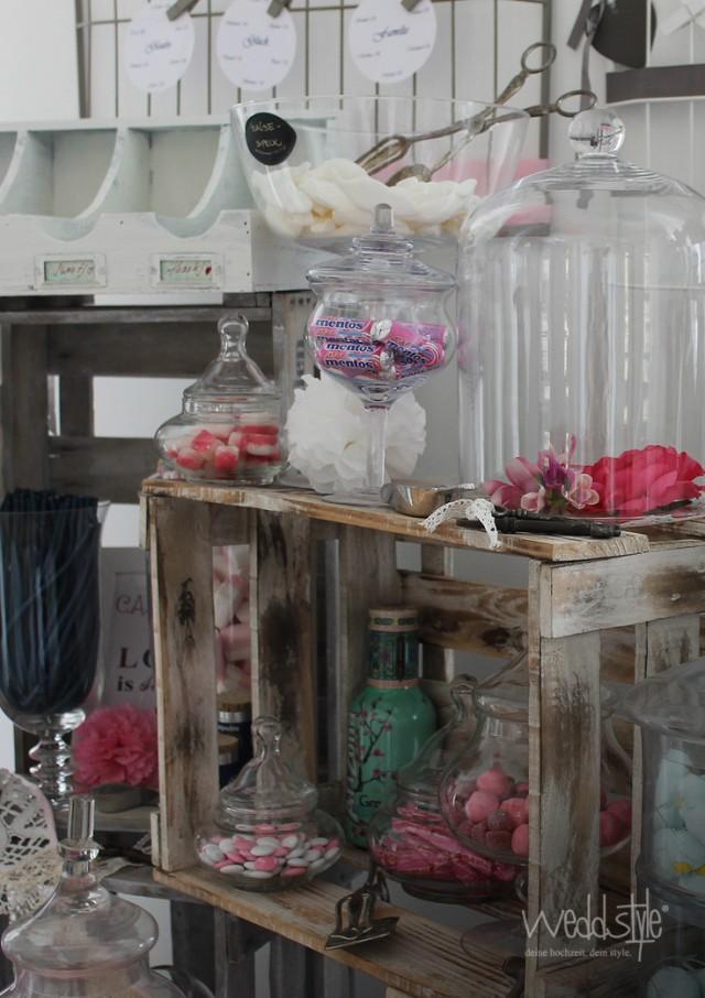 wedding candy vintage candy bar 2145382 weddbook. Black Bedroom Furniture Sets. Home Design Ideas