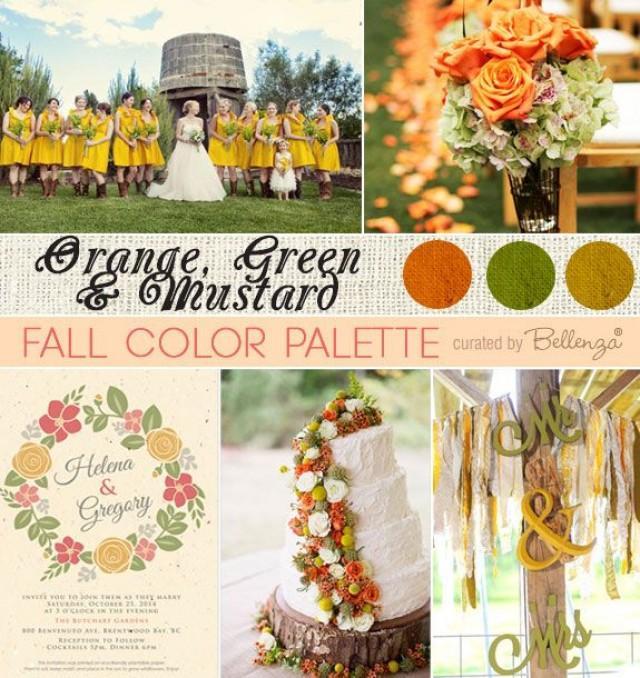 Fall Wedding - FALL RUSTIC Wedding Ideas #2155729 - Weddbook