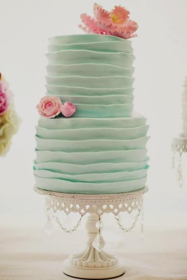 Gorgeous Pink Teal Modern Dol First Birthday 2159793 Weddbook