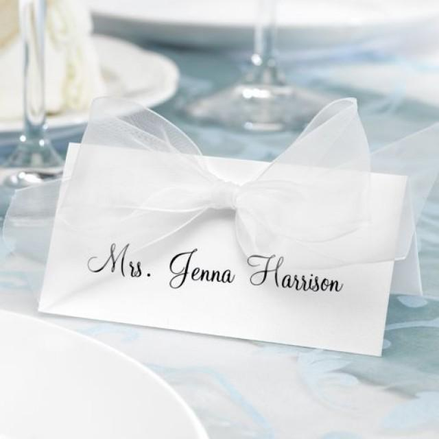 take your place check out these ideas for diy wedding place cards 2161139 weddbook. Black Bedroom Furniture Sets. Home Design Ideas