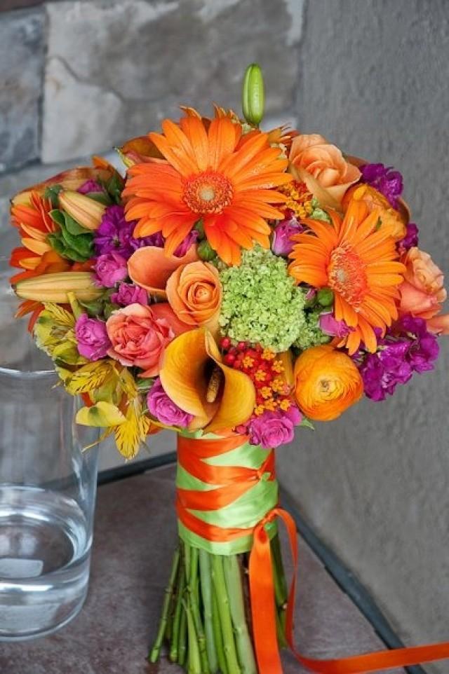 Orange Wedding Theme 2170614 Weddbook