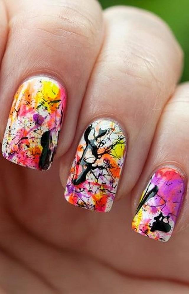 Nail 8 Easy Nail Art Ideas For Summer 2177235 Weddbook