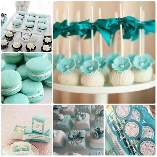 Tiffany Blue Wedding Decoration Ideas: Tiffany Blue Themed Wedding Ideas And Invitations- Perfect