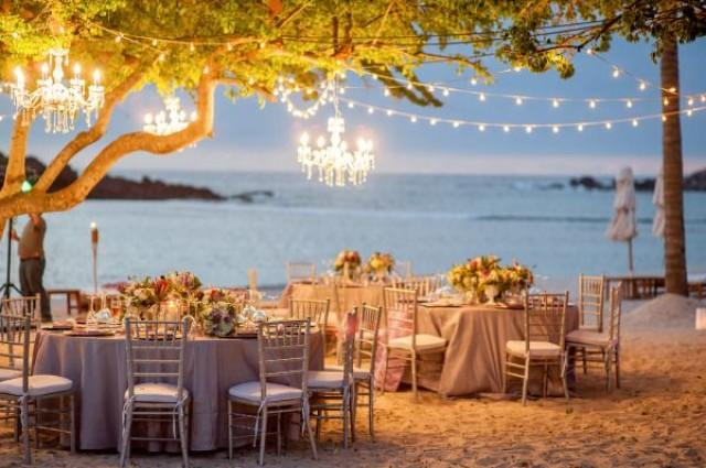 Elegant Beach Wedding In Punta Mita Mexico 2181003