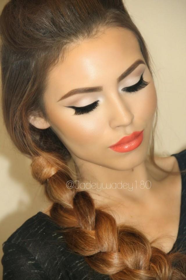 Makeup Prom Makeup Ideas 2185322 Weddbook
