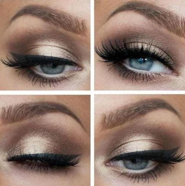 Blue Wedding Top 10 Colors For Blue Eyes Makeup 2195258 Weddbook