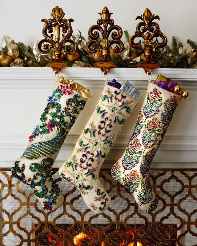 kim seybert sugarplum christmas stockings 2198095 weddbook