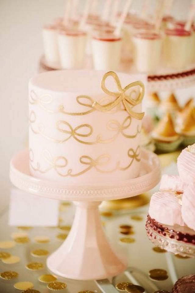 Sweet And Saucy A Bow Filled First Birthday Party 2202686 Weddbook