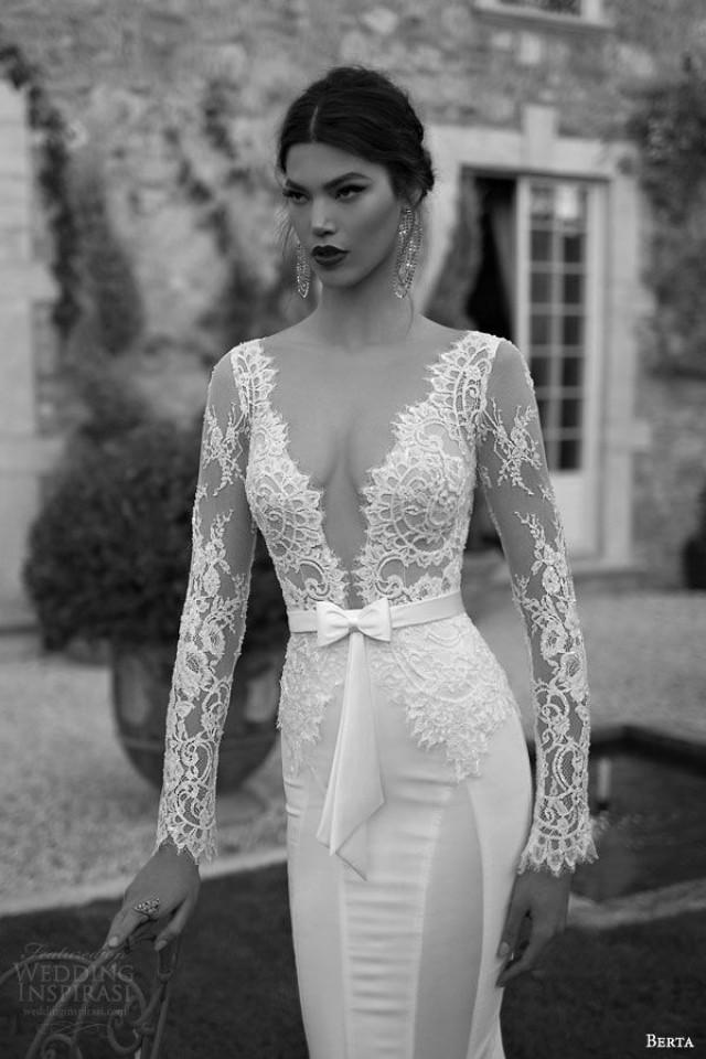 Berta 2015 Bridal Collection — Long Sleeve Wedding Dresses ...