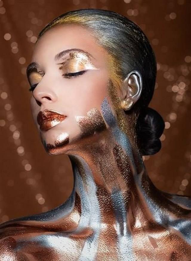 Metal makeup