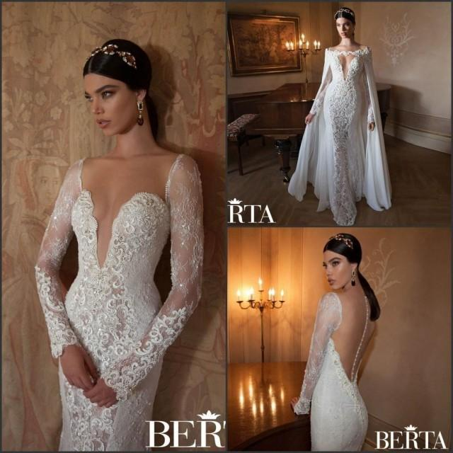 Cheap berta wedding dresses discount berta 2015 mermaid for Where to buy berta wedding dresses