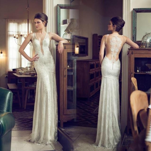 Affordable Wedding Gowns Online: Discount Sexy Lace Wedding