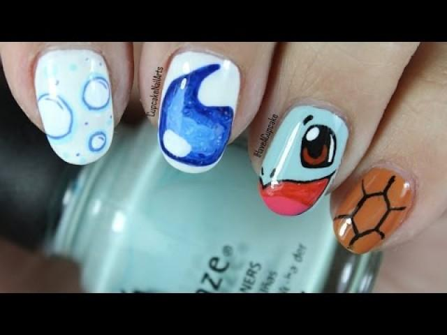 Diseos boda de uas pokemon nail art squirtle 2213371 weddbook pokemon nail art squirtle prinsesfo Choice Image