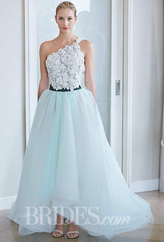 Nice Blue Wedding Gowns 2014 Images - Top Wedding Gowns ...