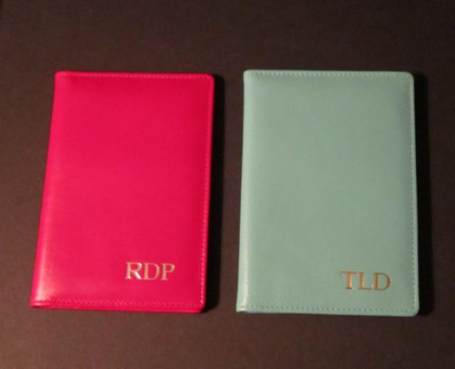 6ef7cc25848ff Valentine Gift, Bridesmaids Gift,Passport Covers,His And Hers Gift ...