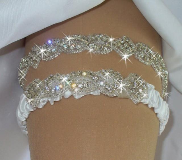 Bridal Garter Wedding Belts Camo Set Rhinestone Heirloom Garters Keepsake Something Blue 2215564