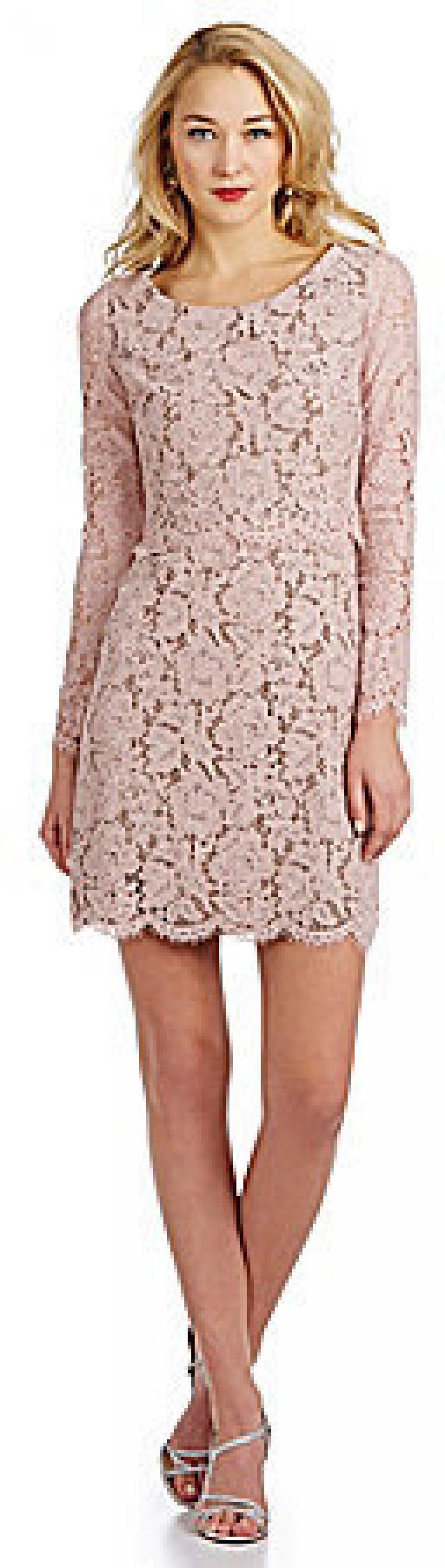 Vera Wang Vera Wang Lace Popover Dress 2218556 Weddbook