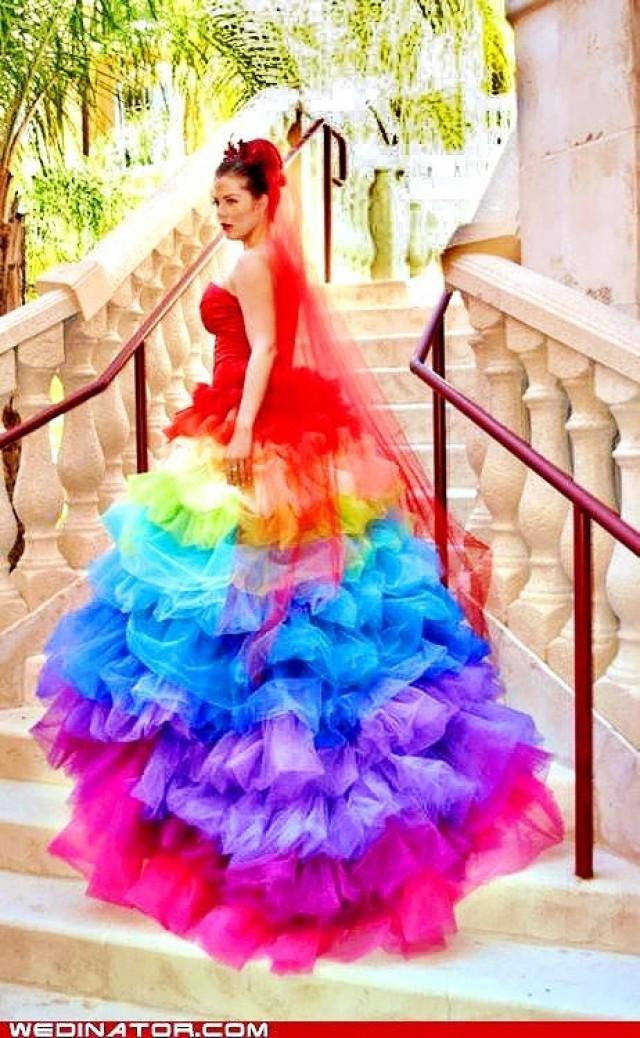 regenbogen hochzeit ideas  lianas wedding