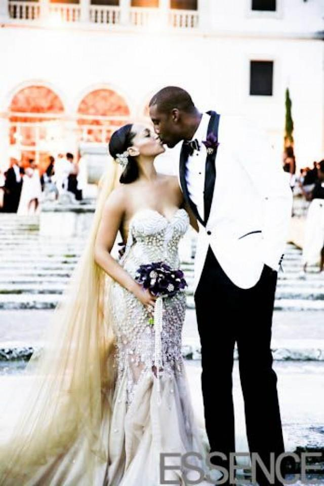 Saturday style celebrity brides alexis stoudemire kelly for Kelly clarkson wedding dress replica