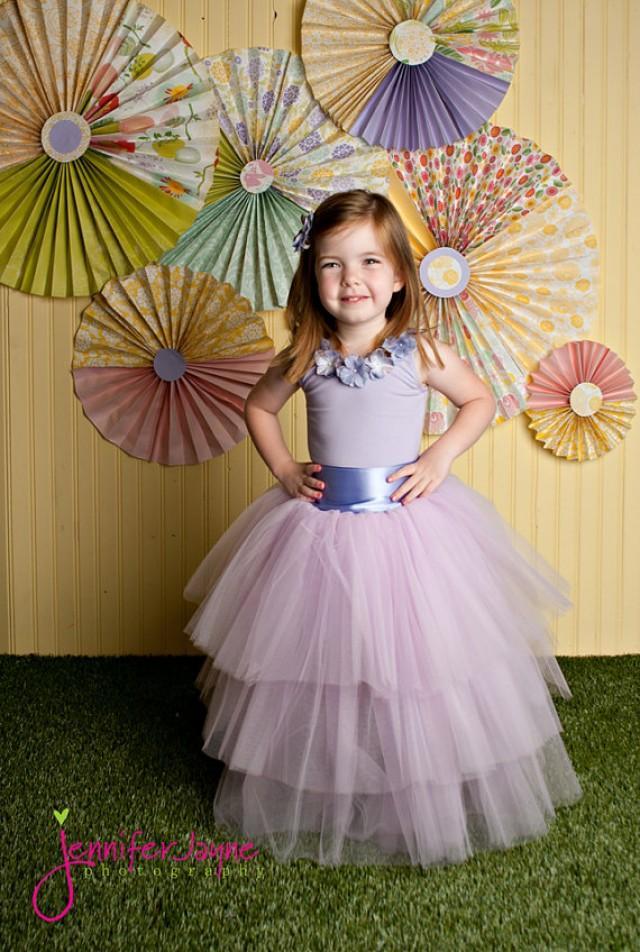 Flower Girl Dress, Tutu Skirt For Girls, Flower Girl Dress ... - photo #37
