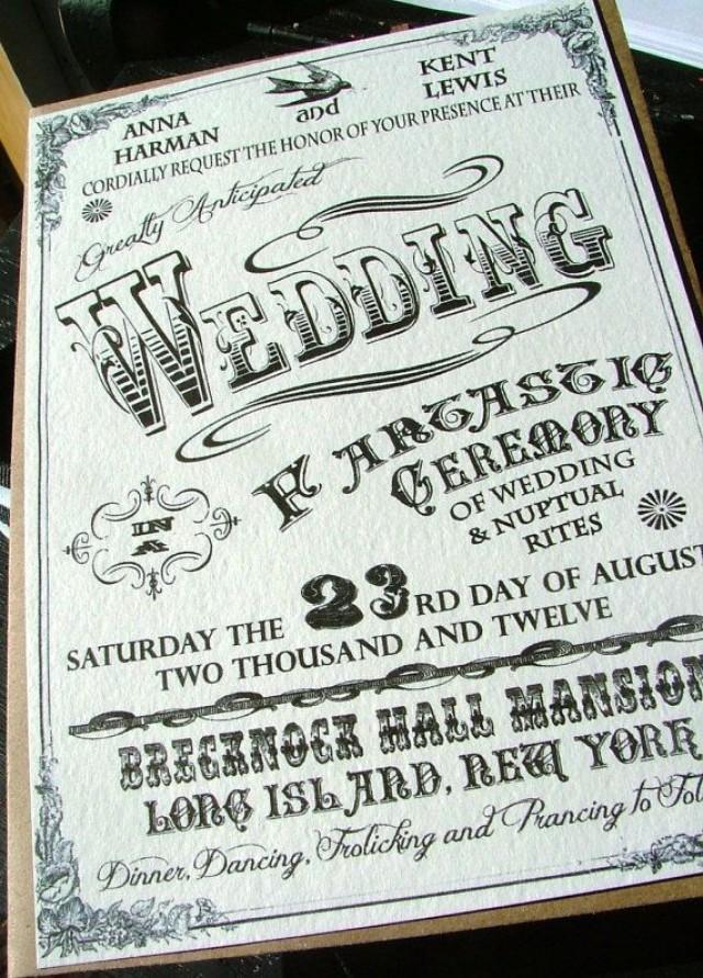 tim burton inspired wedding invitations - Picture Ideas References