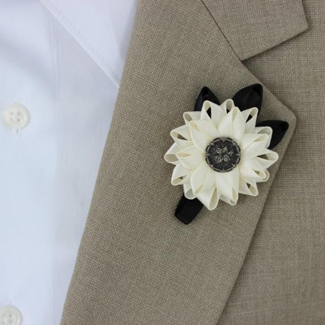 Mens Boutonniere Grooms Flower Lapel Wedding Flowers Groomsmen Boutonnieres Father Of The Bride 2238459