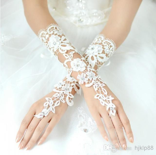 New Beautiful Bridal Accessories About 29cm Luxury Lace Flower