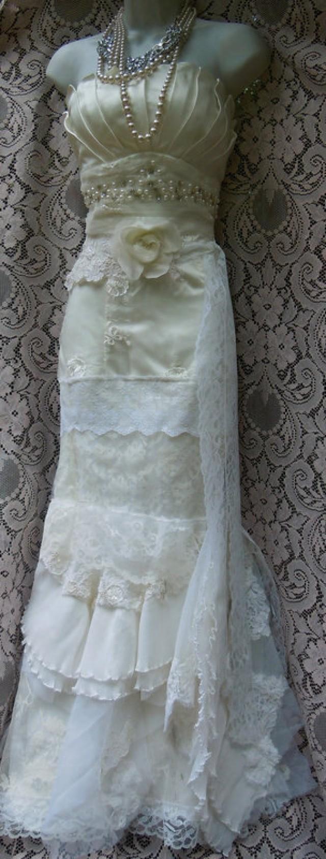 RESERVED For Jorden Second Installment For Custom Wedding Dress By ...