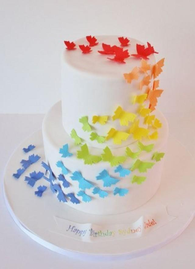 Rainbow Party Birthday Ideas