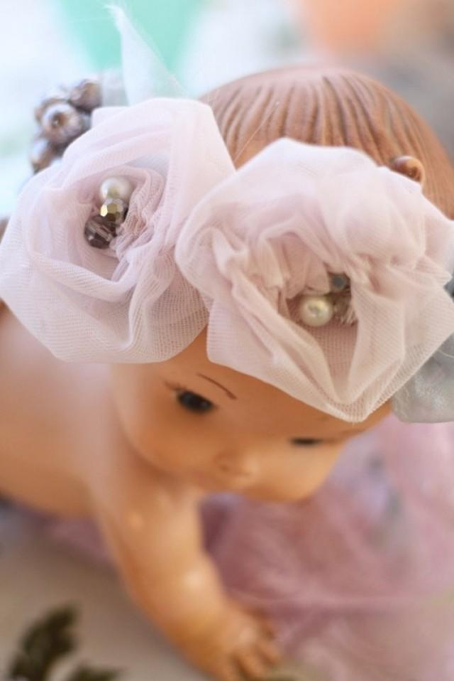 Fabric Flower Tutorial Ruched Rosettes Sewing Pattern How To
