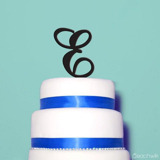 Peachwik Cake Topper